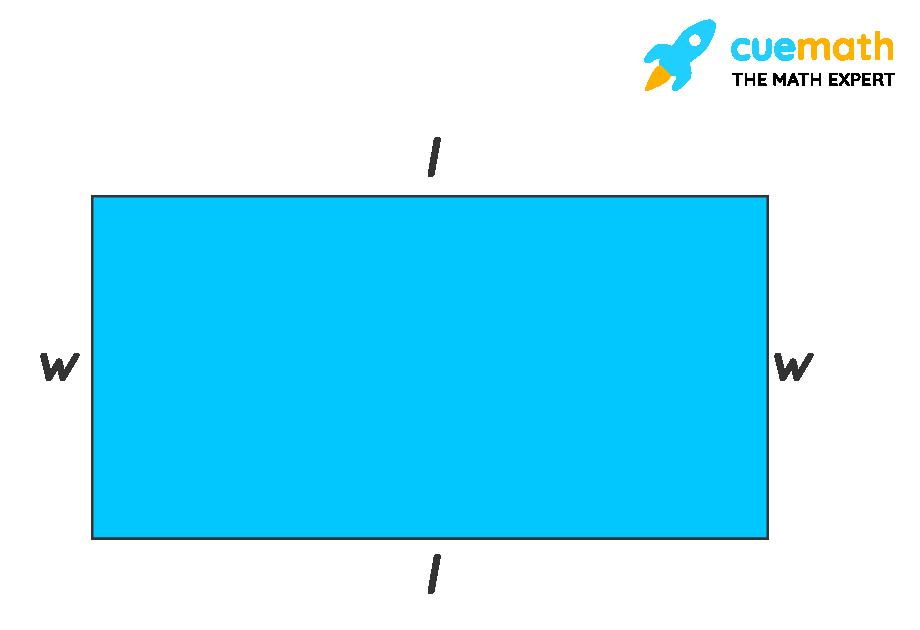 area of rectangle