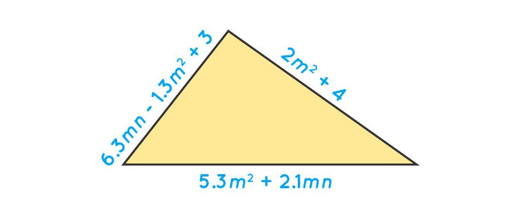 Finding Perimeter of Triangle