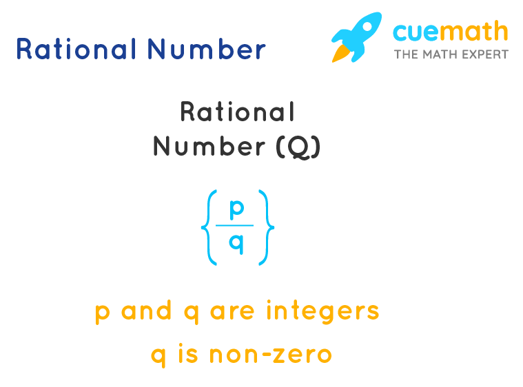 example of rational numbers