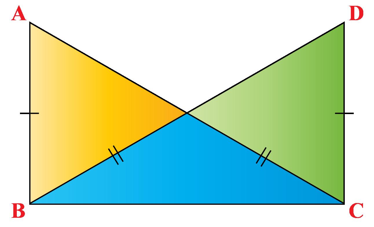 congruence in traingle example