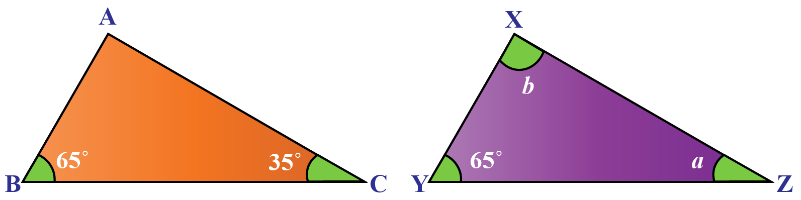 congruence in triangle example