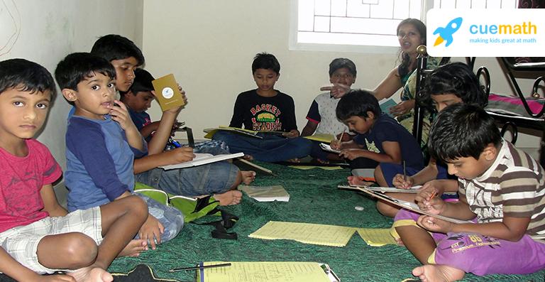 cuemath activity classes