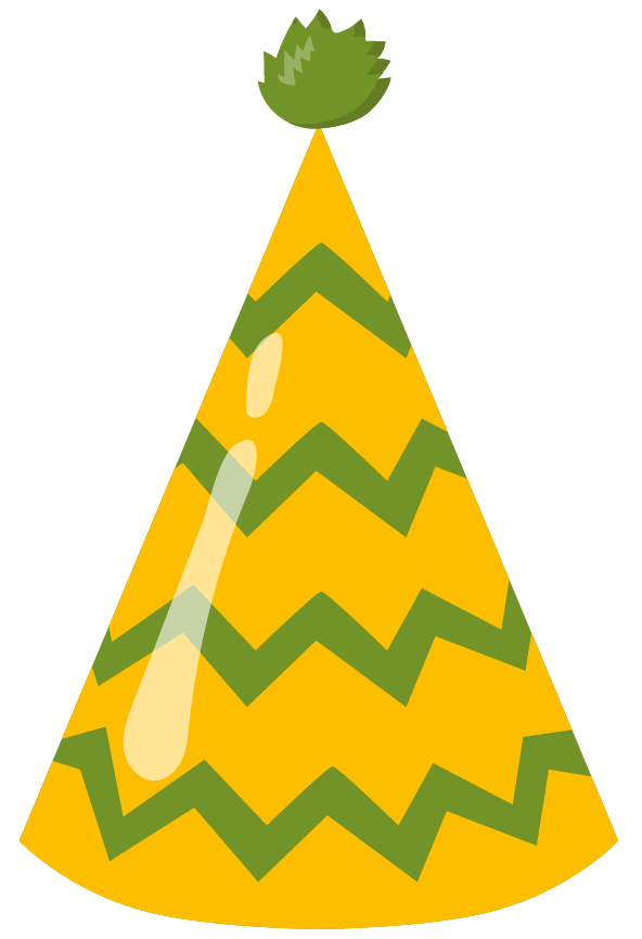 Surface area of the cone-shaped cap