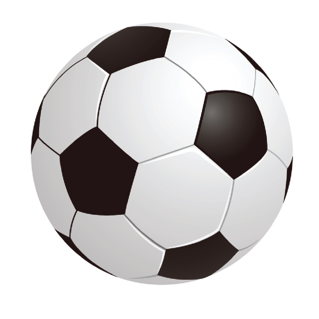 Shape of a football is spherical