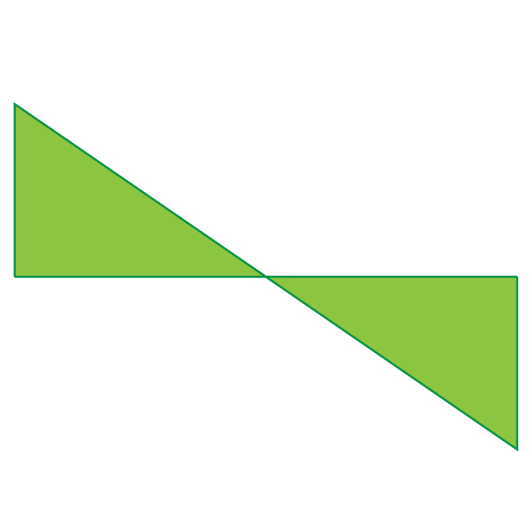 A shape that is not a quadrilateral
