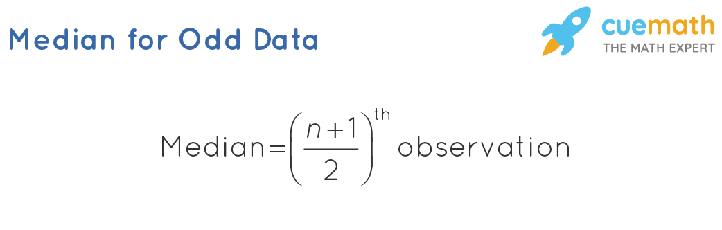 Median for Odd Data