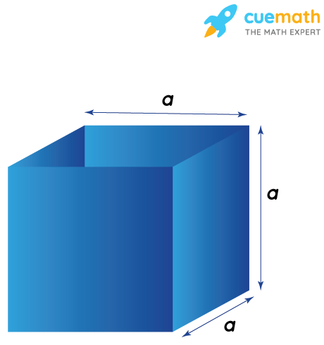 Illustration of cube