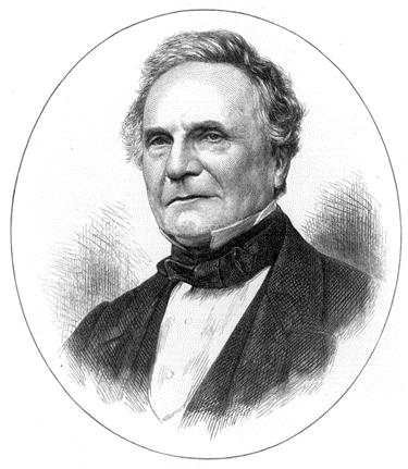 Charles Babbage photo