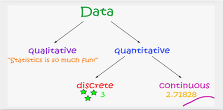 Types of Data