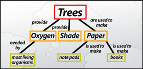 Mapping Diagram shows how the elements are paired