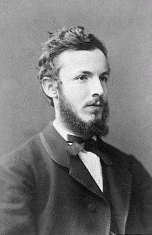 Georg Ferdinand Ludwig Philipp Cantor, (March 3, 1845-January 6, 1918)