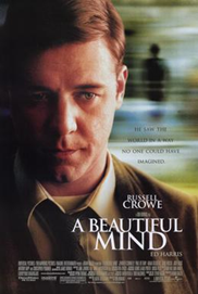 A Beautiful Mind movie - The Story of John Forbes Nash