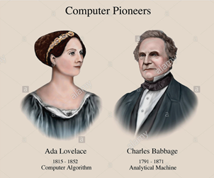 Ada Lovelace's and Charles Babbage