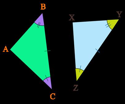 ASA Triangle