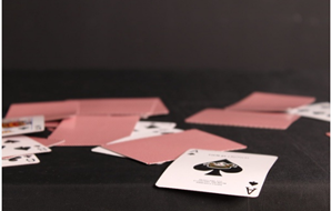 Playing cards probability of picking an ace from a deck of cards