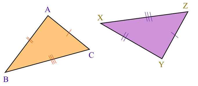 SSS Triangles
