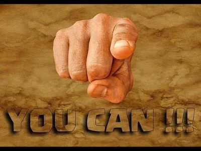 you can do it quote