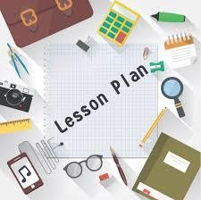 lesson plan: various elements and tools