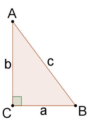 complementary angle triangle