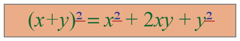 image showing an algebraic identity