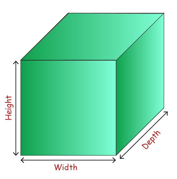 example of a solid shape