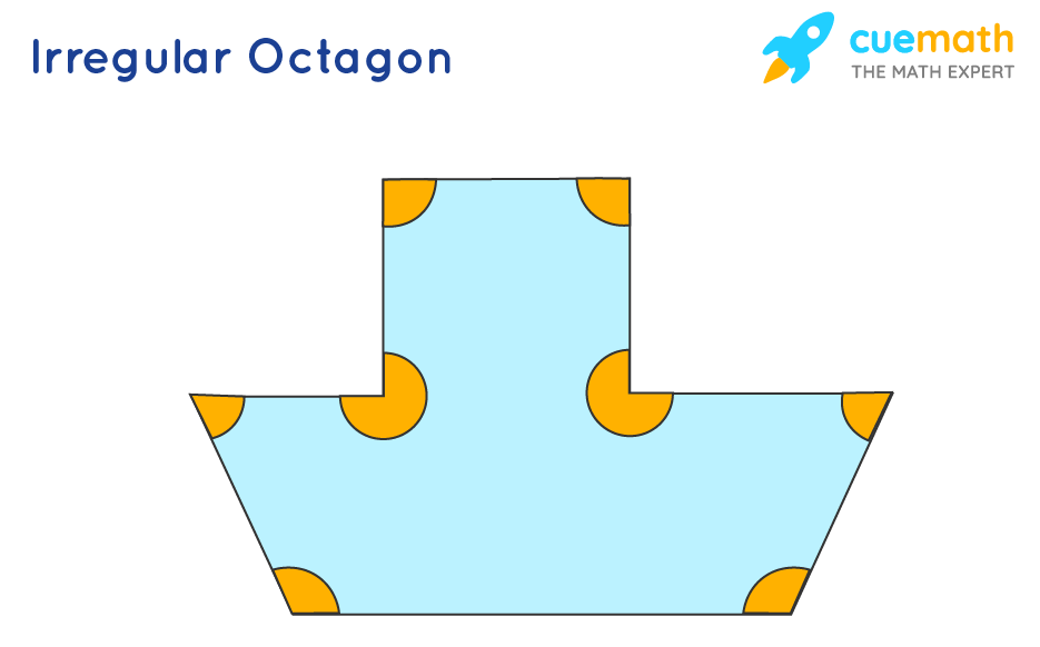 Irregular Octagon