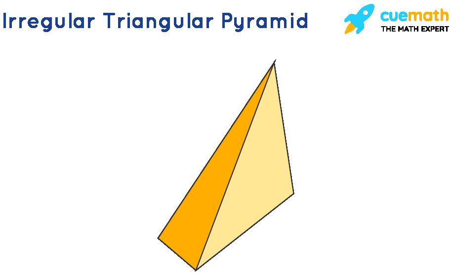 Irregular Triangular Pyramid