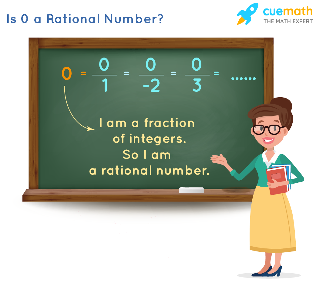 Is 0 a rational number