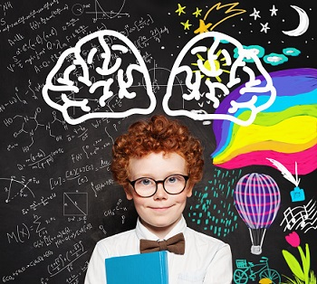 Cognitive theories for cognitive development in kids
