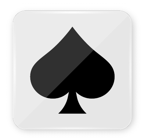 Suits in a Deck of Cards: Spade