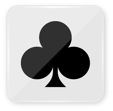 Suits in a Deck of Cards: Club