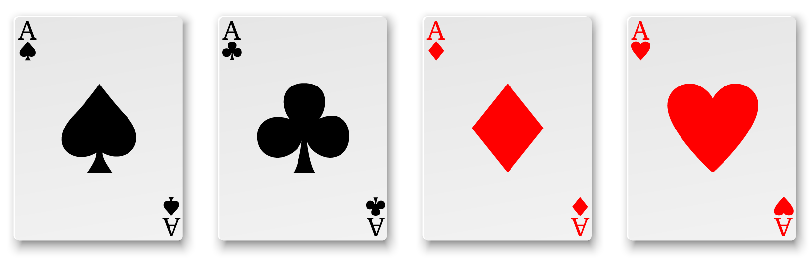 Aces in a Deck