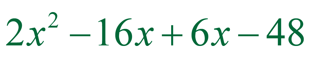 Solves Examples: Polynomial Expressions