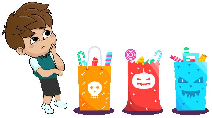 Bag of Chocolates