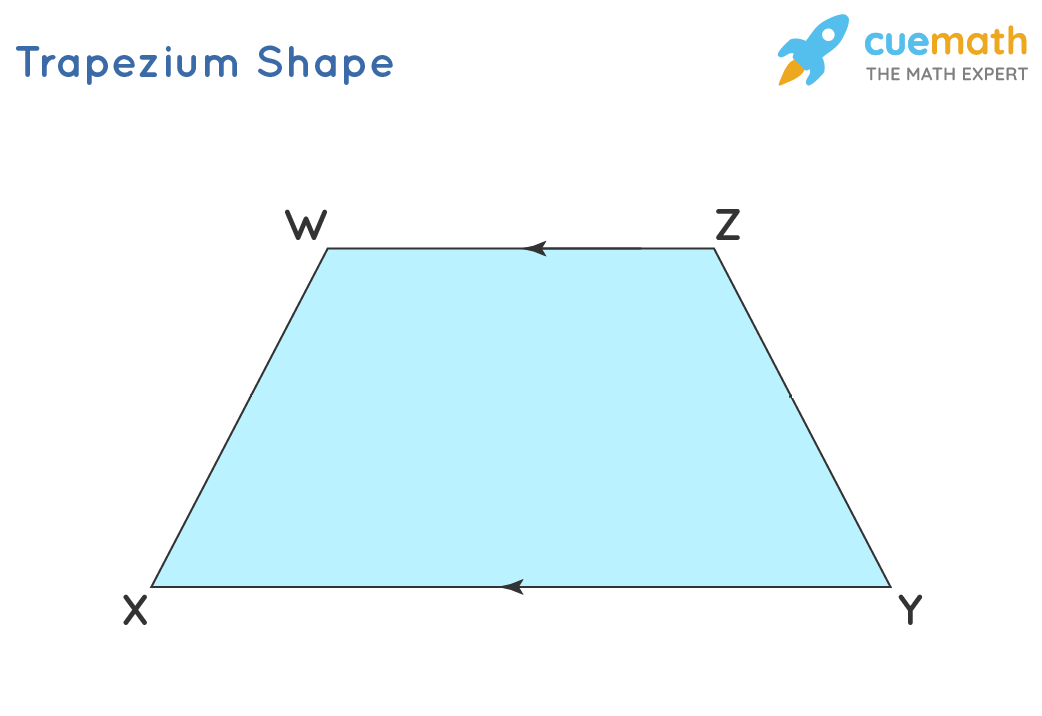 Trapezium Shape