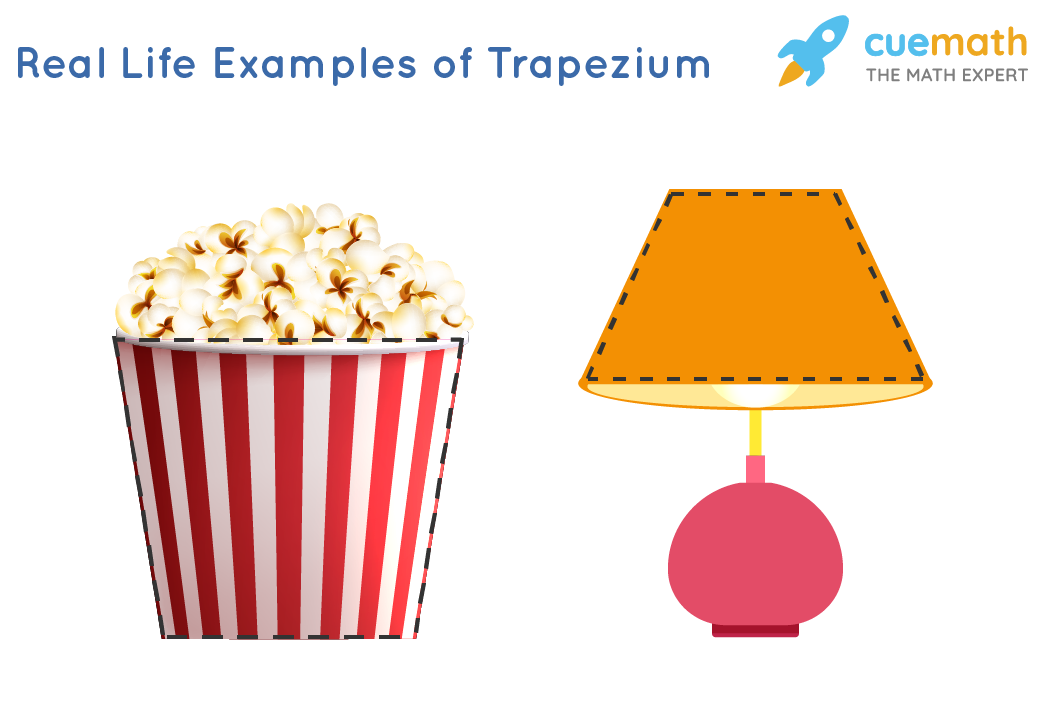 Real Life Examples of Trapezium