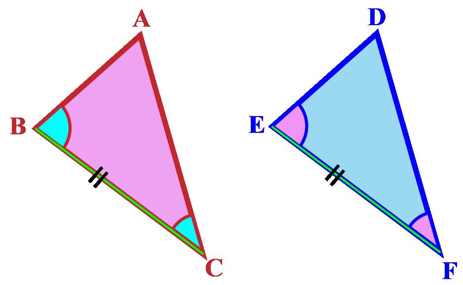 angle side angle theorem