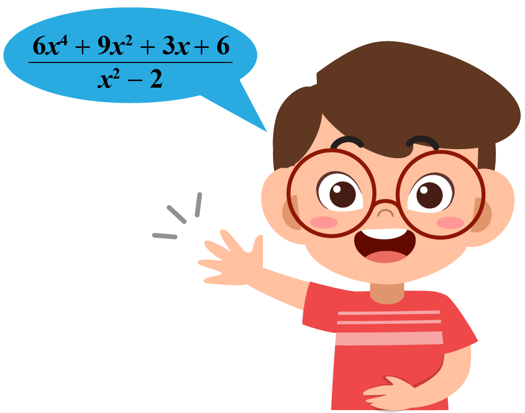 long division of polynomials steps