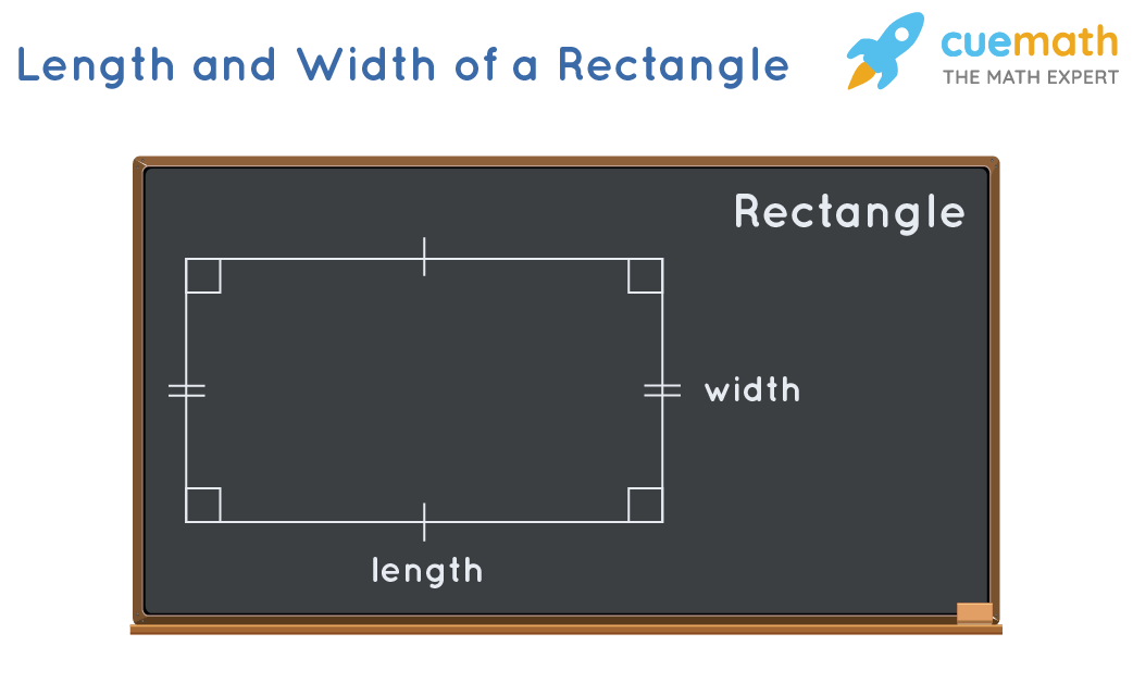 Length and Width of a Rectangle