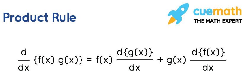Product Rule Formula