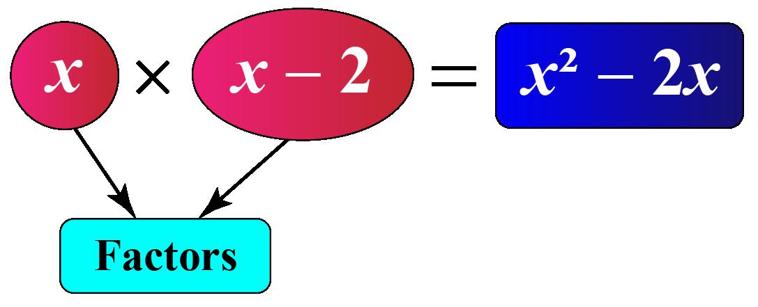Factors of Algebraic expression