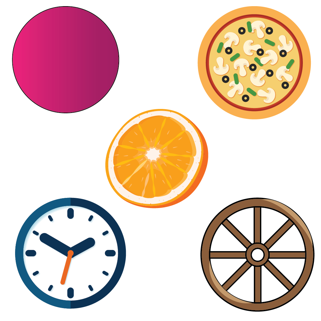 Examples of circle