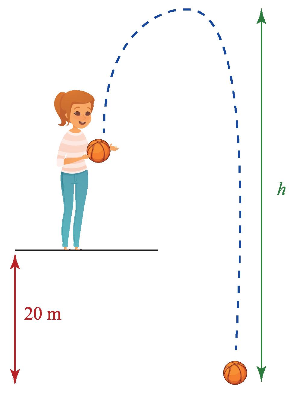 Quadratic Equation Area of Motion Example
