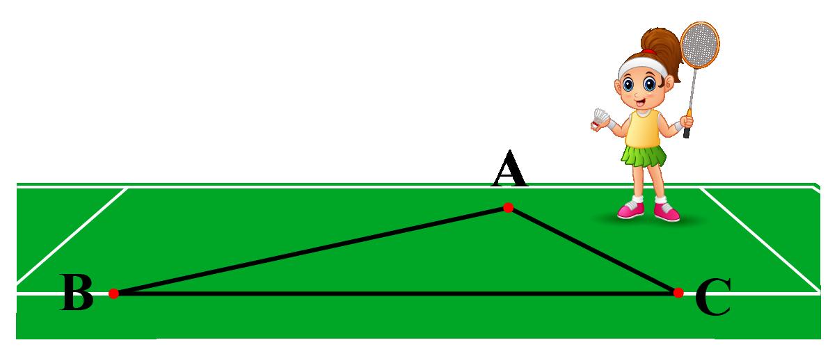 Illustration of Triangle Inequality Theorem