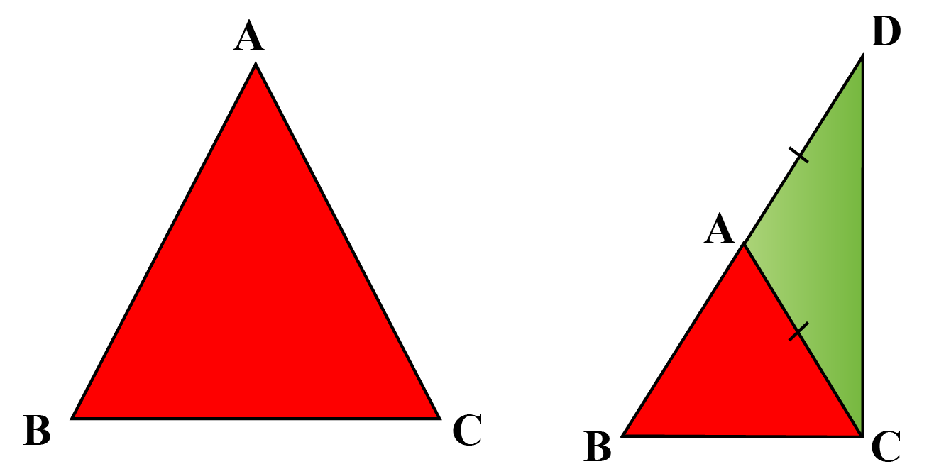 The way of solving Triangle Inequality Theorem