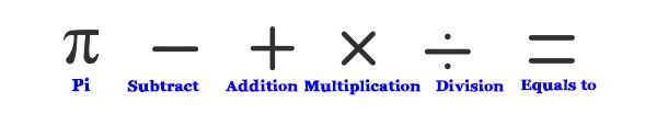 math operator