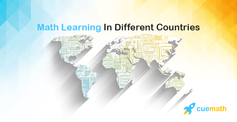 math learning in different countries