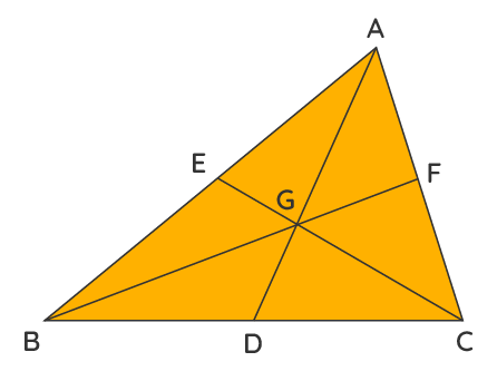 Medians of a Triangle: Finding length BD