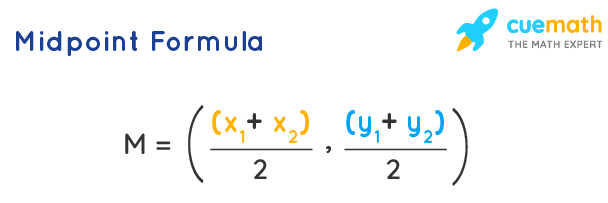 mid-point formula for Equidistant
