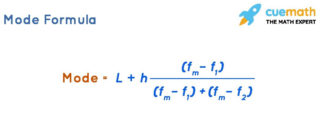 General formula for Mode